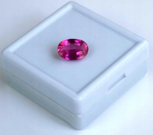 SZAFIR NAT. na złoty pierścionek , sygnet 6.75 ct