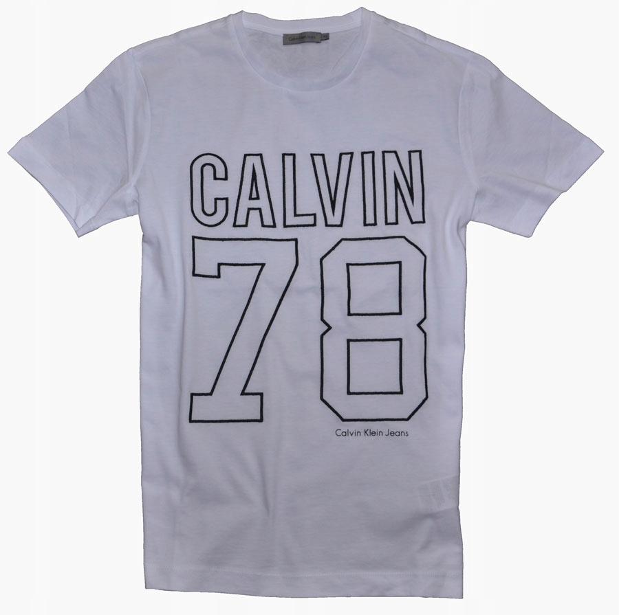 NOWY T-SHIRT CALVIN KLEIN ROZMIAR XXL