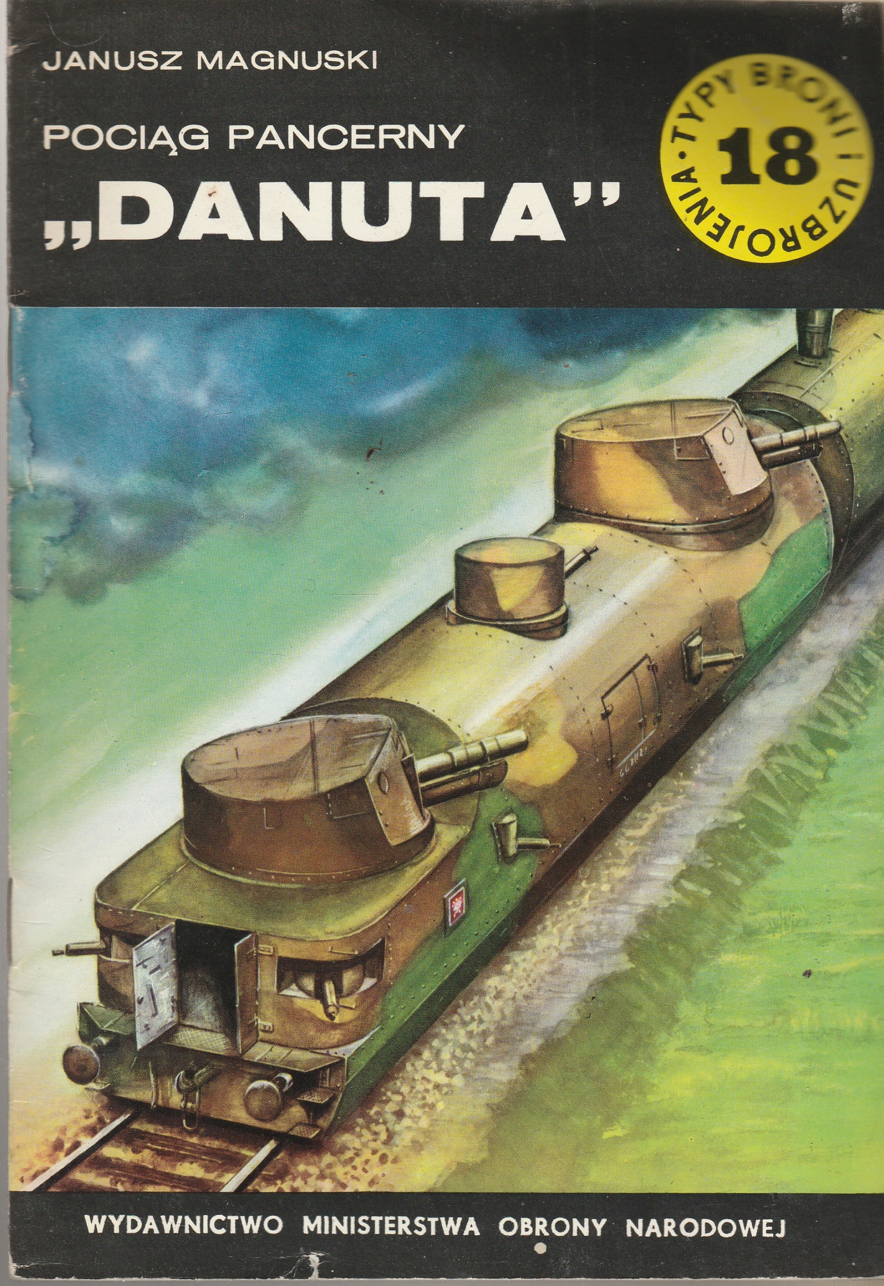 TBiU nr 18 Pociąg Pancerny Danuta