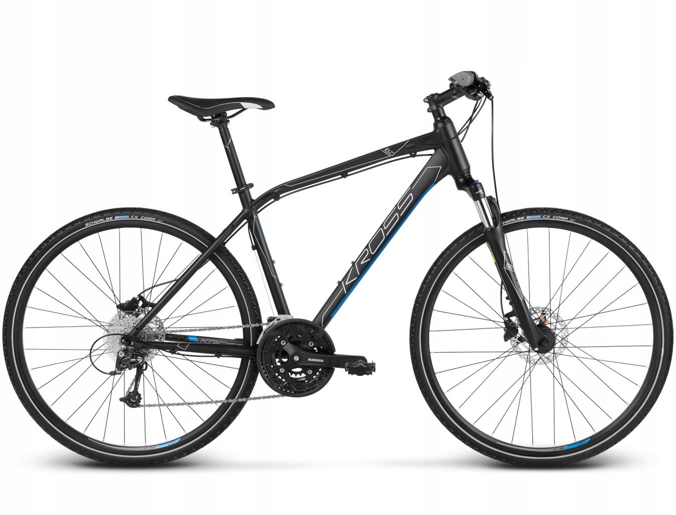 Rower Turystyczny Kross Evado 6.0 + Gratisy!!