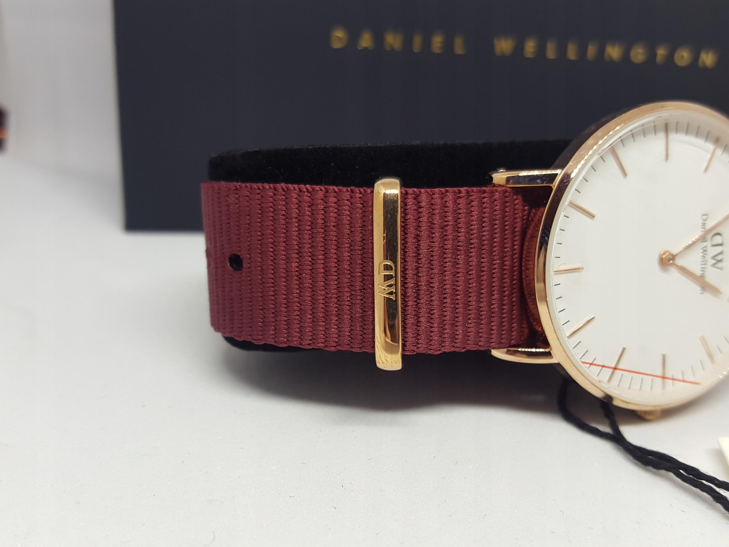 62c1a27610b7 Zegarek Daniel Wellington Roselyn 36mm Nowy - 7670342792 - oficjalne ...