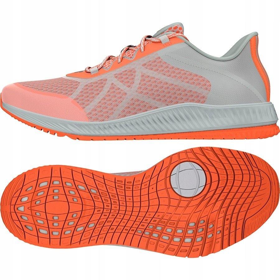 Buty adidas Gymbreaker Bounce B BB0983 - BIAŁY; 38