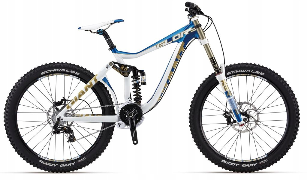 Giant Glory 0 DH Downhill Status Session Demo Boxx