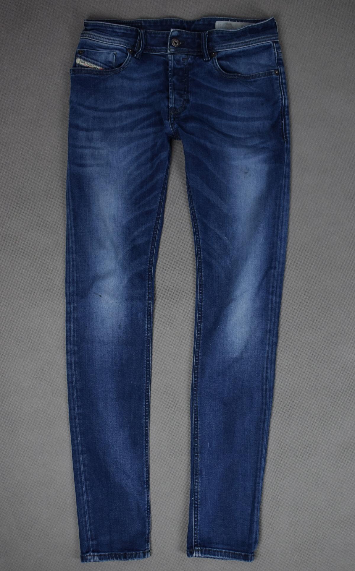 Diesel Sleenker Spodnie Jeansowe Slim Skinny 28/32