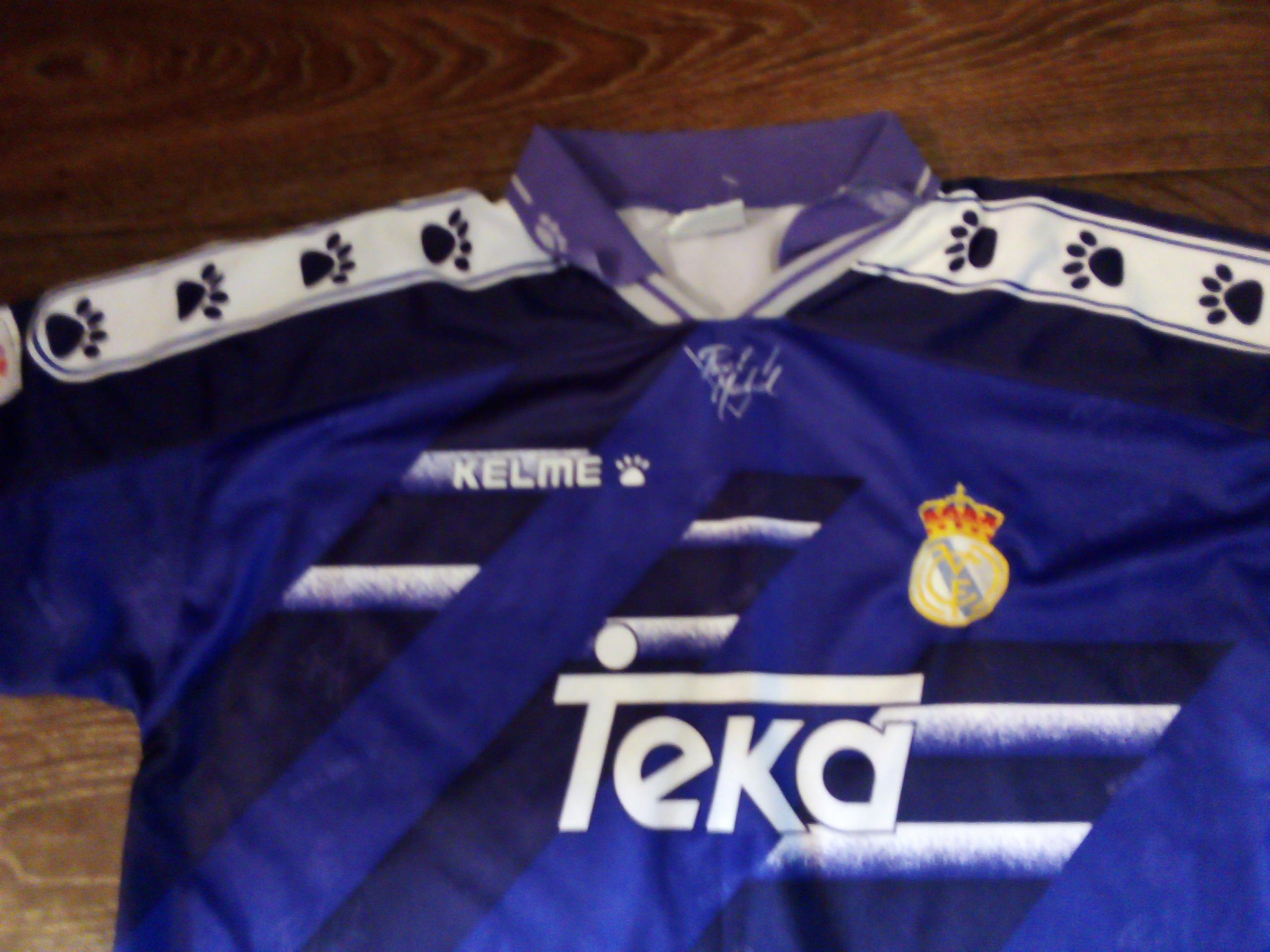 Koszulka Real Madryt kelme XL ? oldschool retro