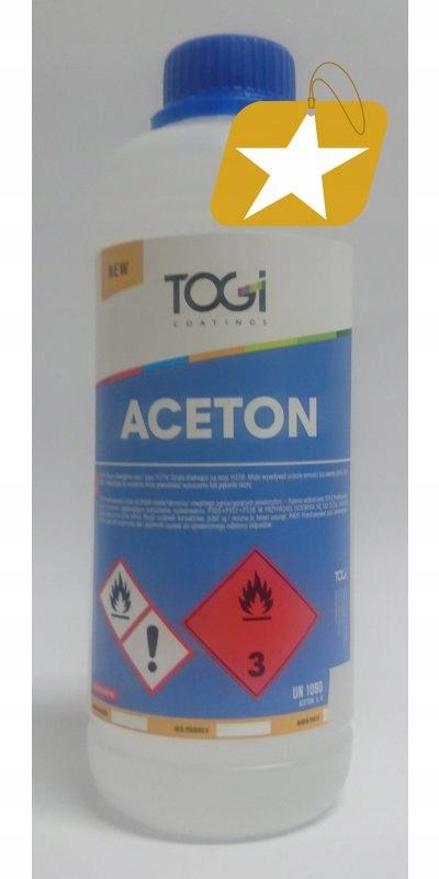TOGI ACETON TECHNICZNY 1L BIEL