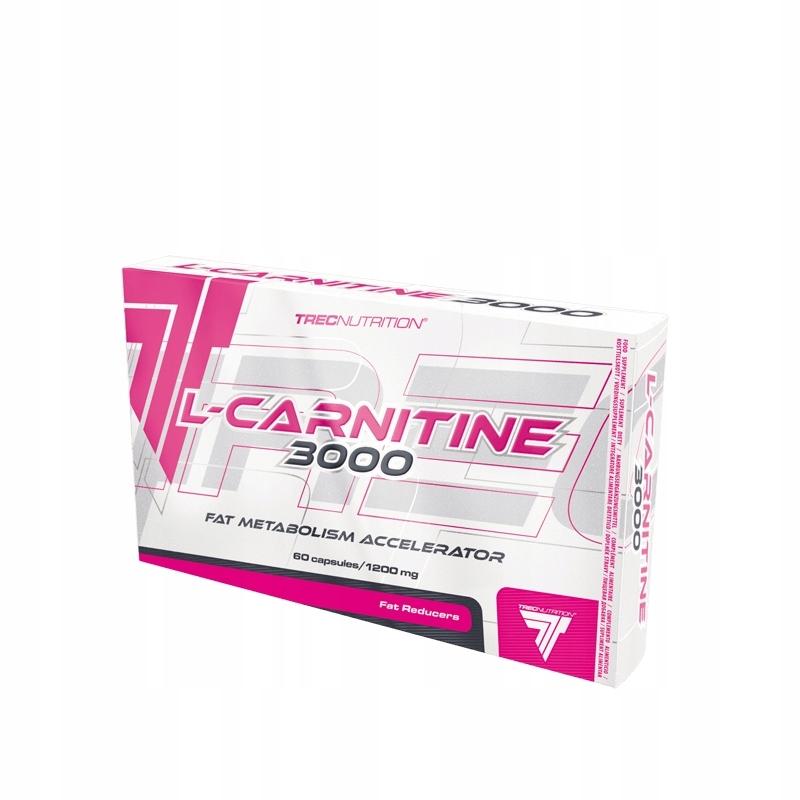 Trec L-Carnitine 3000  60kapsułki
