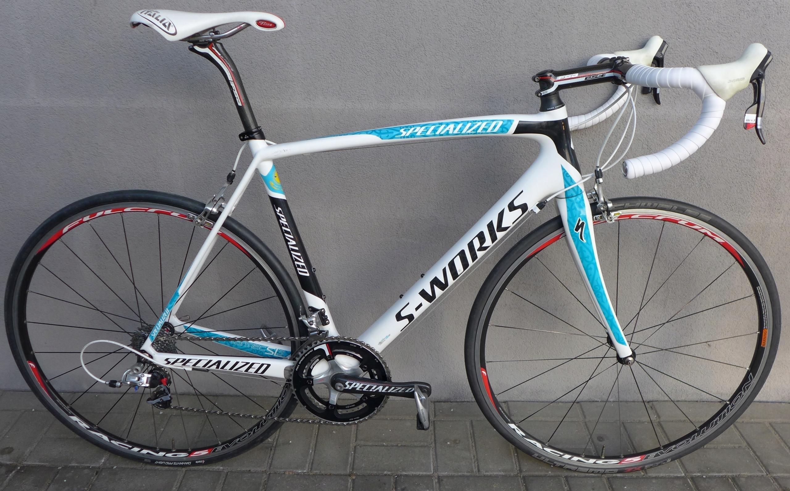 rower szosowy S-Works Tarmac SL Carbon 7,3kg. Trek