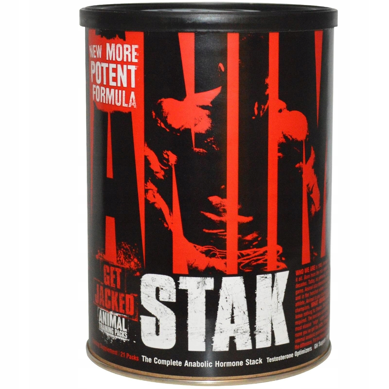 UNIVERSAL NUTRITION ANIMAL STAK 21 saszetek
