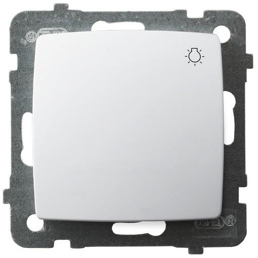 OSPEL KARO Przycisk zwierny światło biały