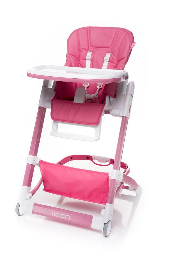 4baby Krzesełko dziecięce ICON Pink