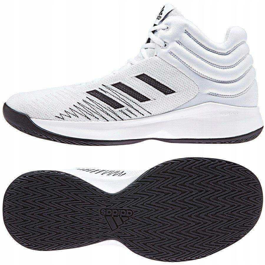Buty Męskie do kosza adidas Pro Spark biał 46