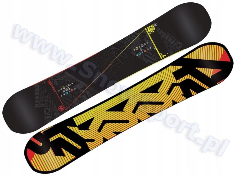 Deska Snowboardowa K2 Subculture 158cm