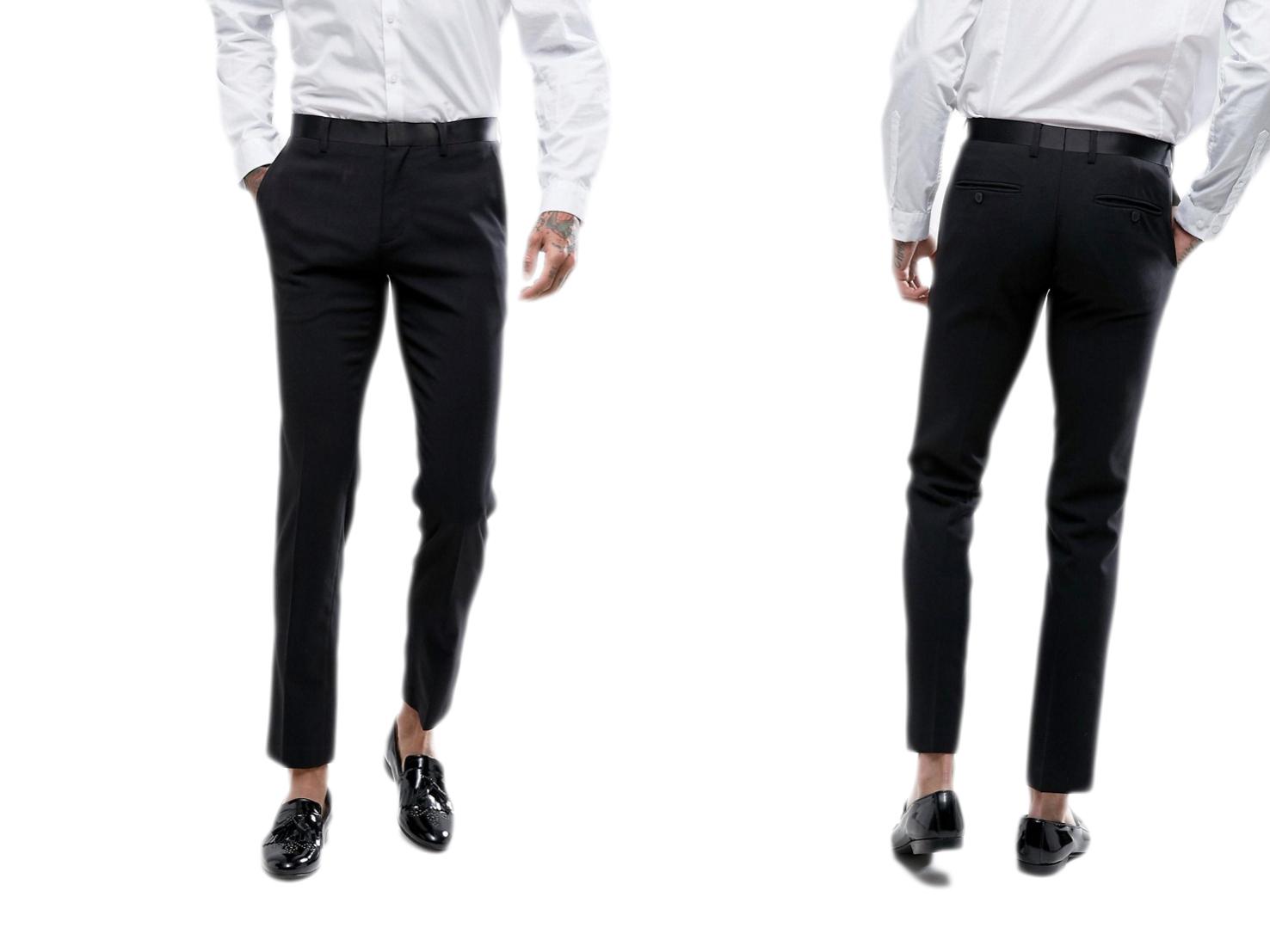 Only & Sons Eleganckie spodnie męskie 34/30