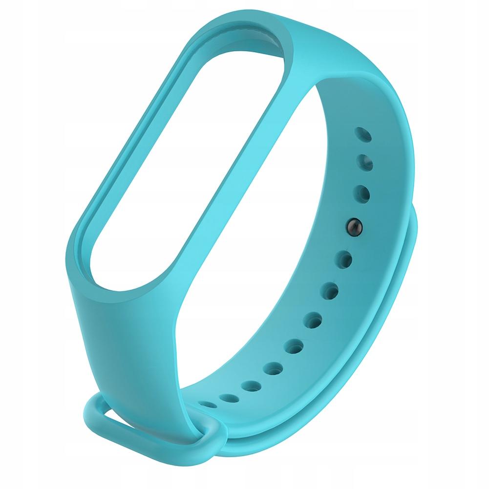 Silikonowy zielony pasek smart watch