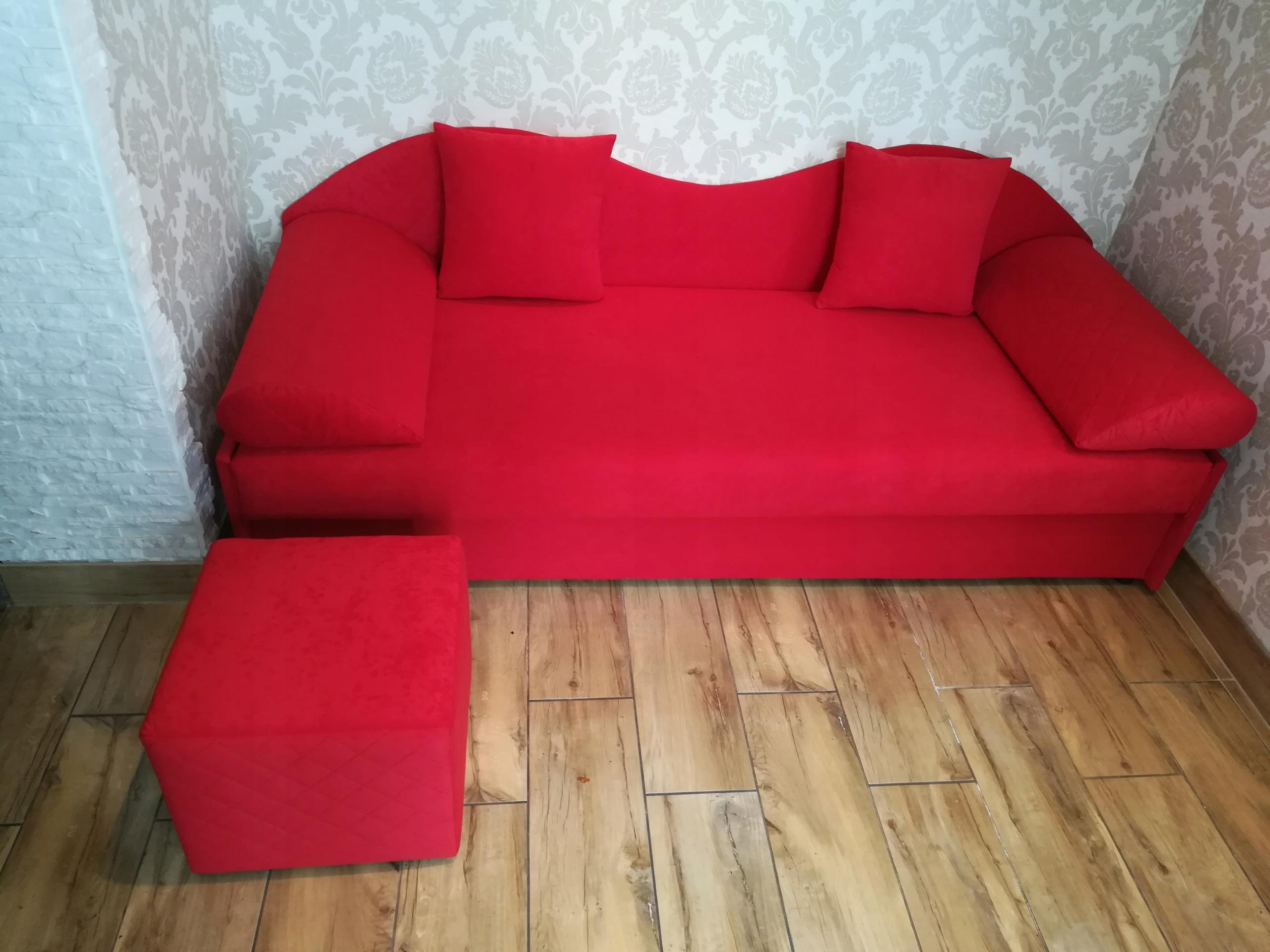 Sofa Z Pojemnikiem Krzyś łóżko Kanapa 7993637241
