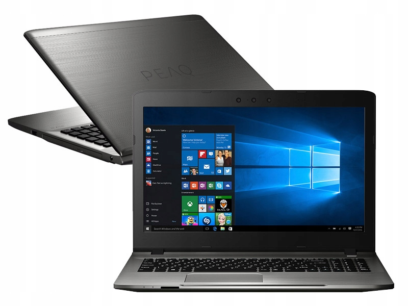 Laptop PEAQ P1015 i5-5200U 4GB 500GB R7 M260