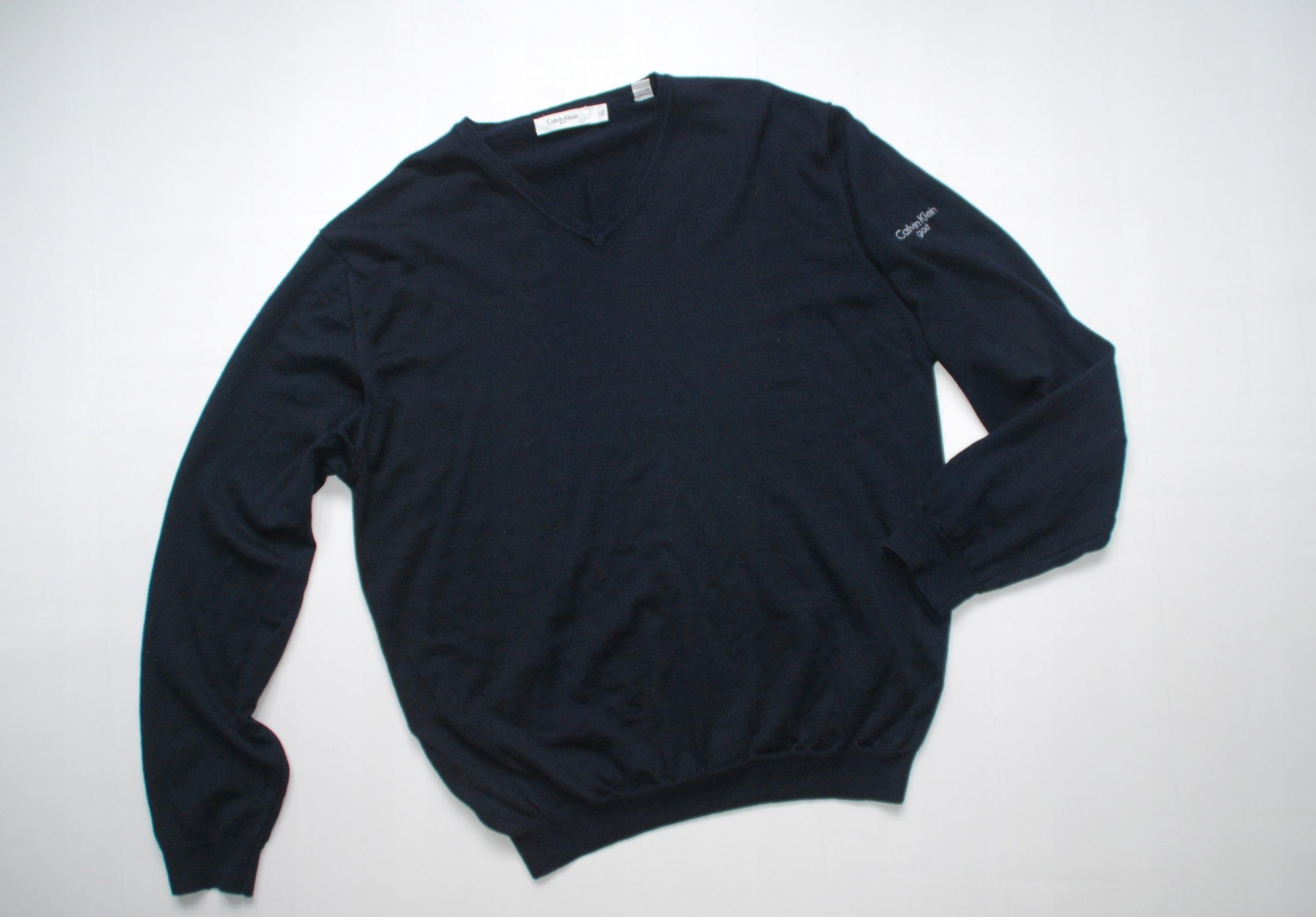 Calvin Klein sweter L / G BDB