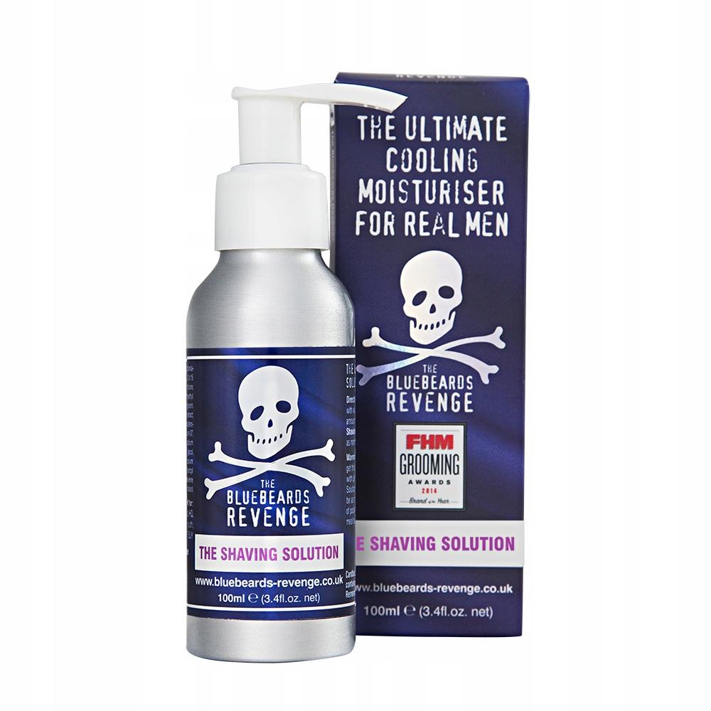 Preparat golenia Bluebeards Shaving Solution 100ml