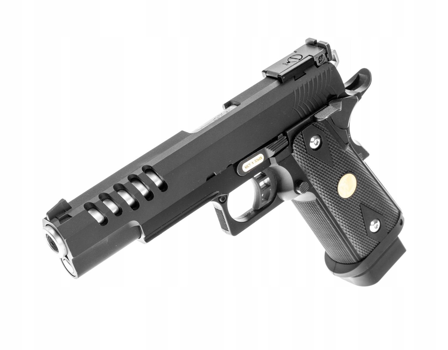 Pistolet WE GBB Hi-Capa 5.1 K