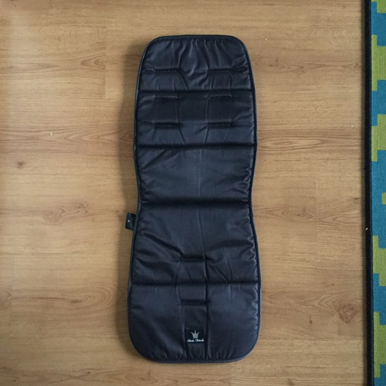 Elodie Details czarna wkładka do wózka