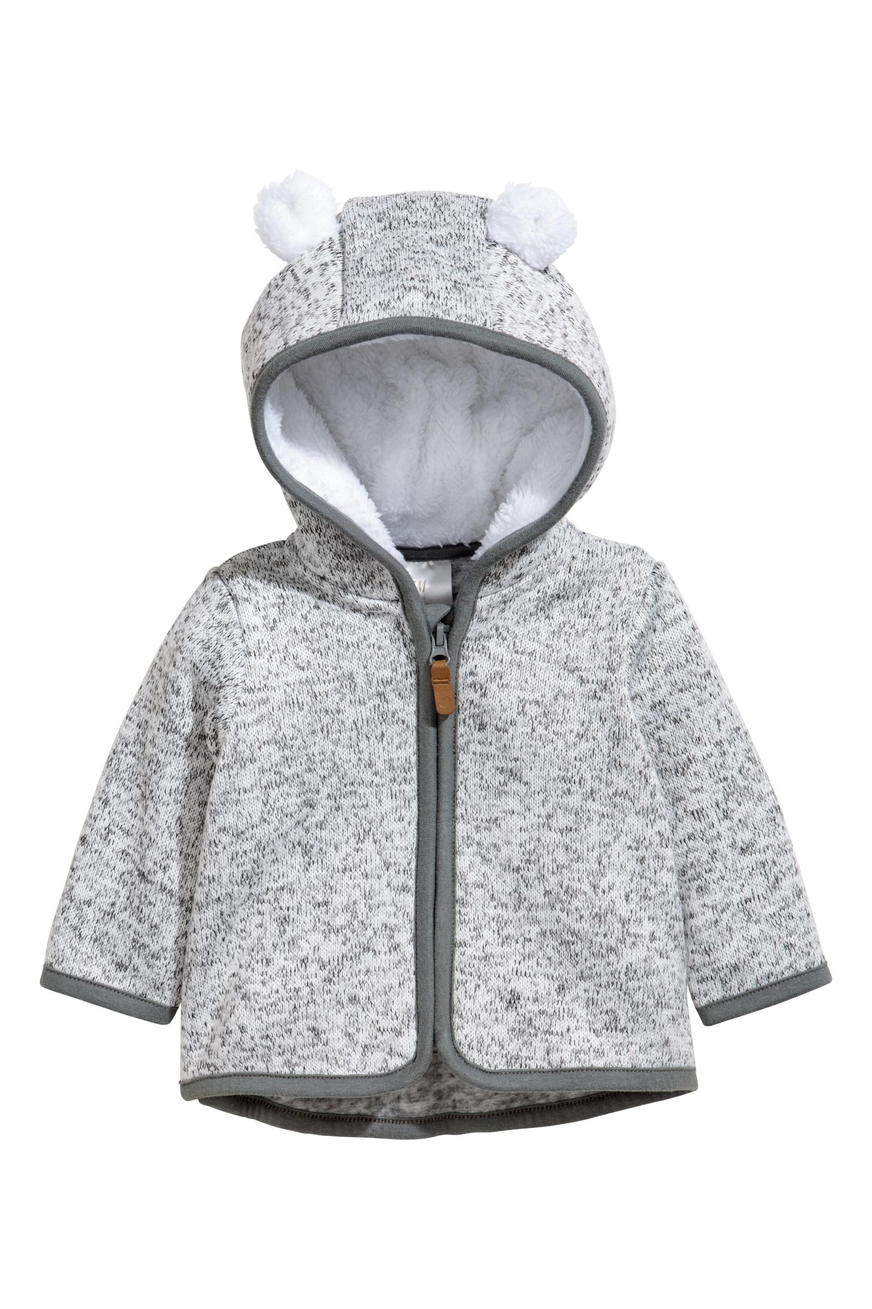 H&M wygodna urocza bluza kurtka wiosna 62