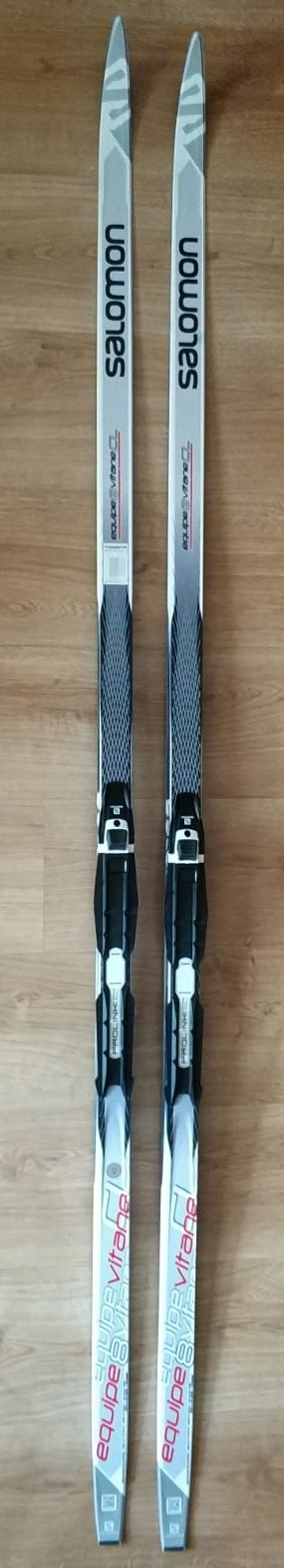 Narty biegowe Salomon Equipe 8 Vitane 188 cm