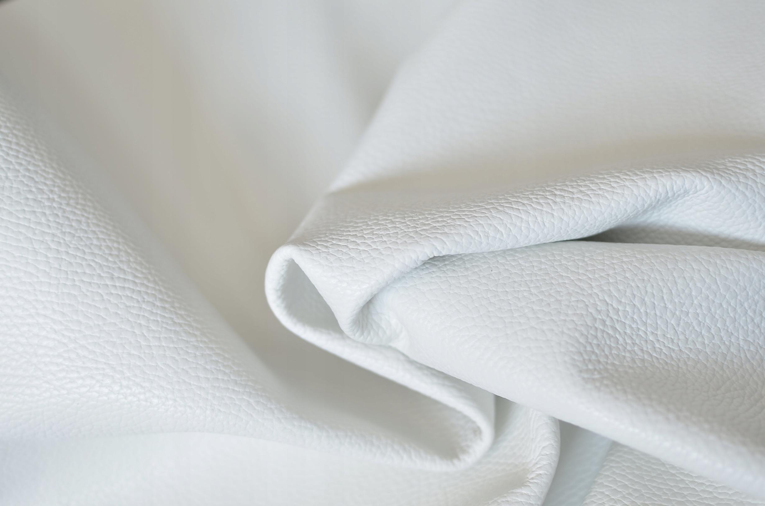 491 Biała Bydlęca Skóra Włoska 1,3-1,5 mm