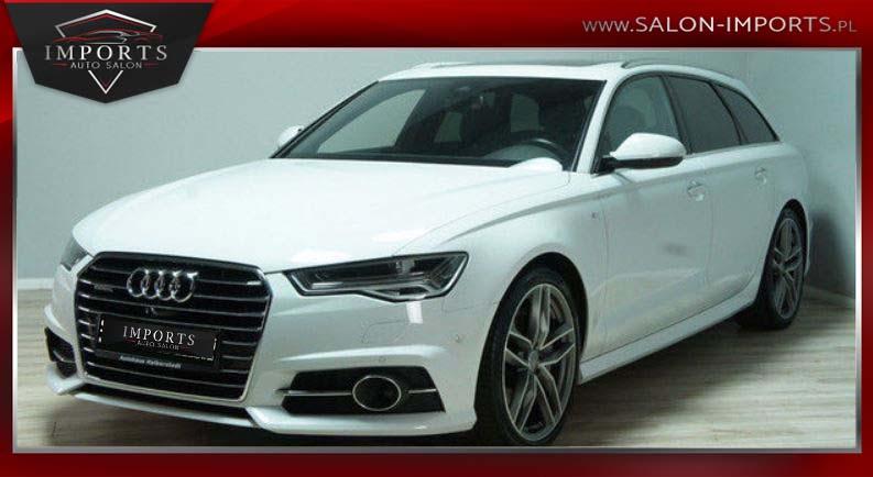 Audi A6 3.0TDI S-line Air Matrix Softclose
