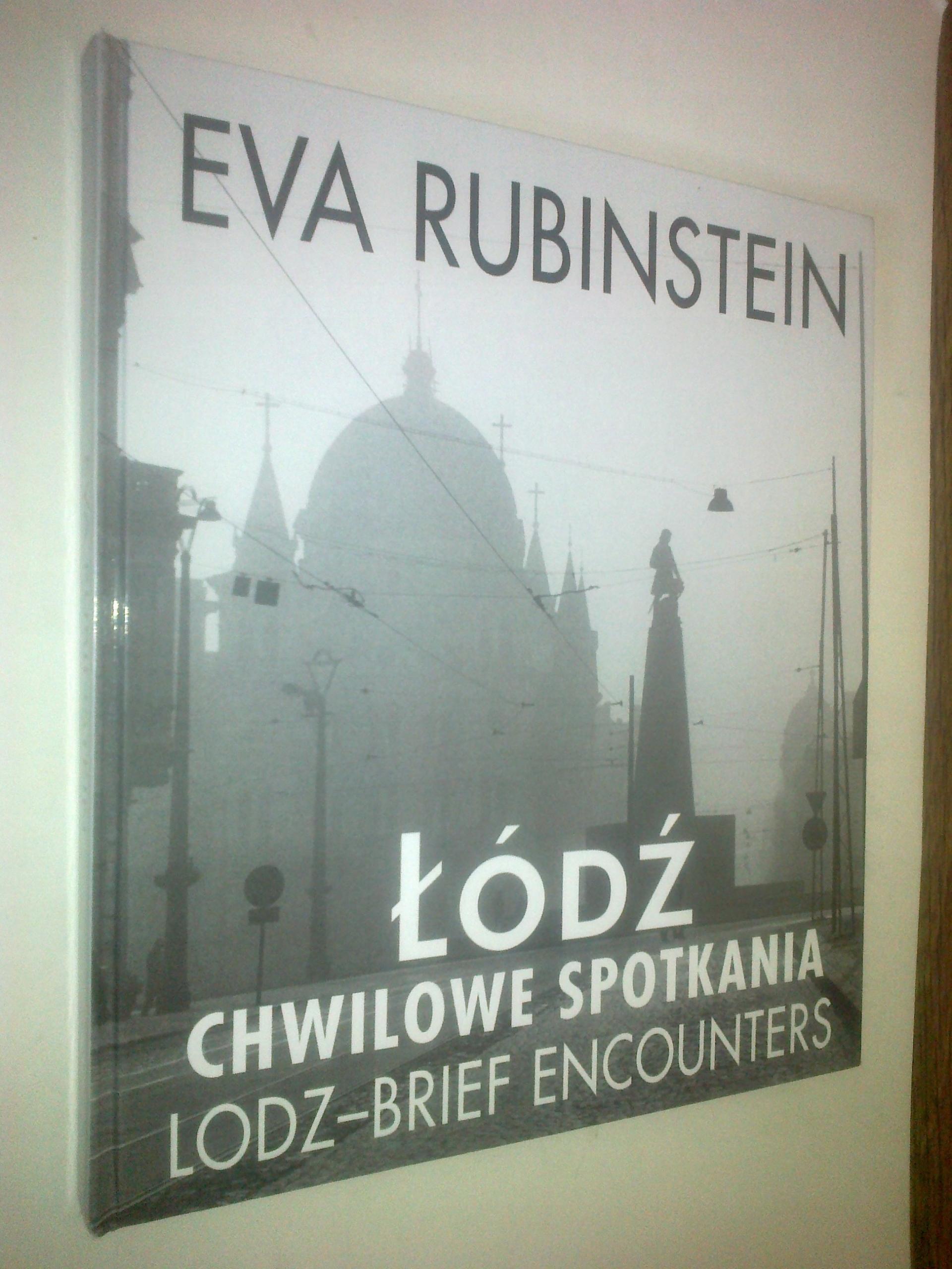LODZ Chwilowe spotkania - Eva Rubinstein (2007) - 7602629898