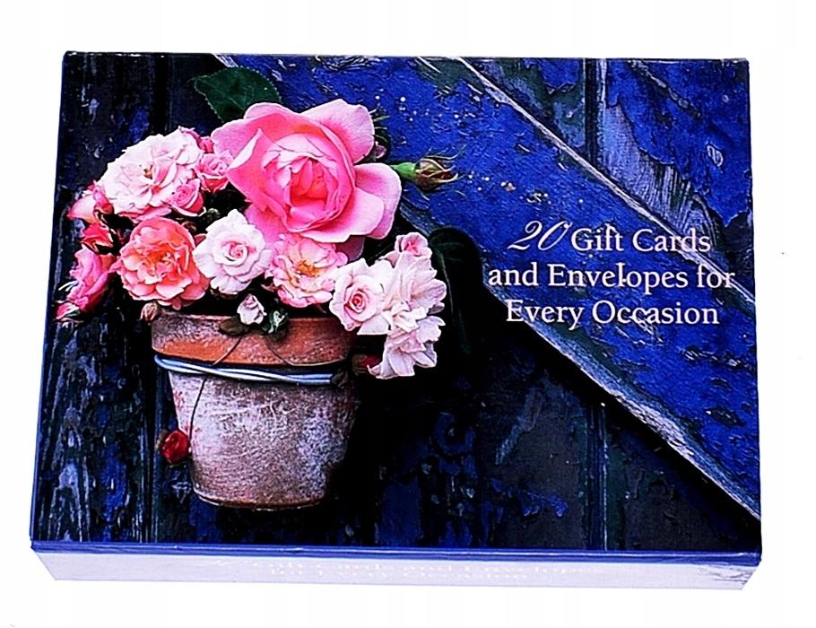5518-7 ......... KARTKI OKOLICZNOSCIOWE KWIATY