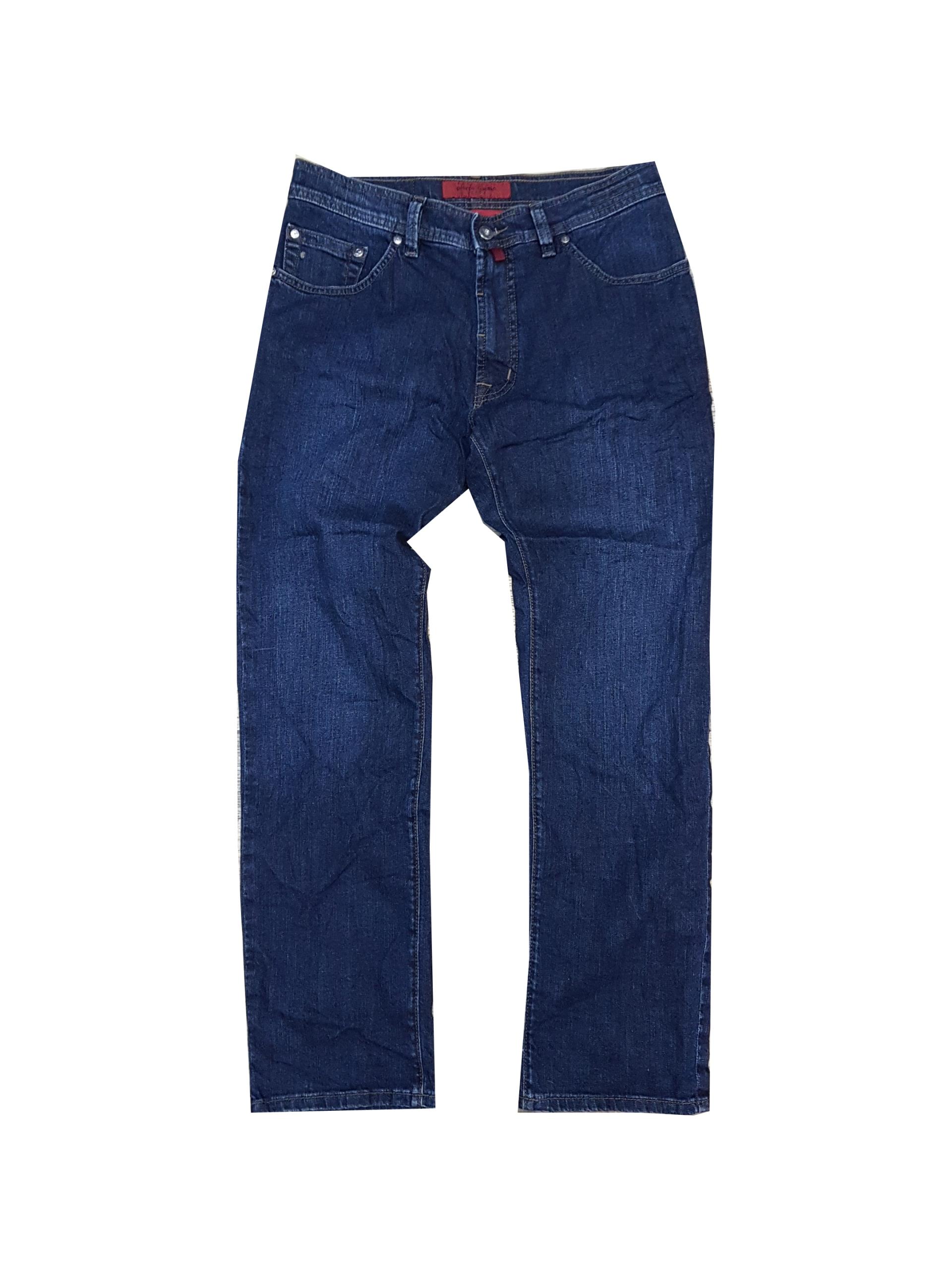 PIERRE CARDIN Deauville jeansy Stretch 33/30 85 cm