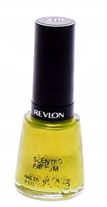 5184-52 REVLON... n#s LIMONKOWY LAKIER DO PAZNOKCI