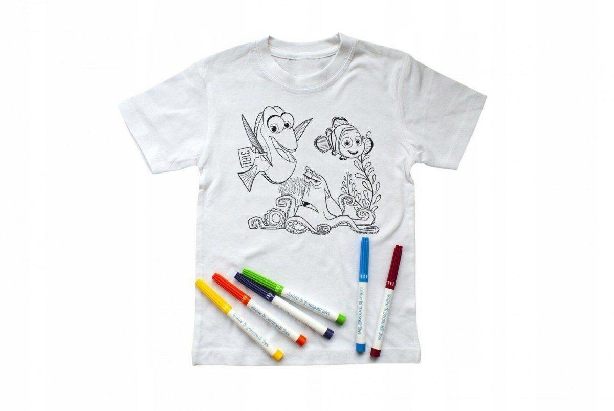 Koszulka Dory z mazakami, 3-4 lat