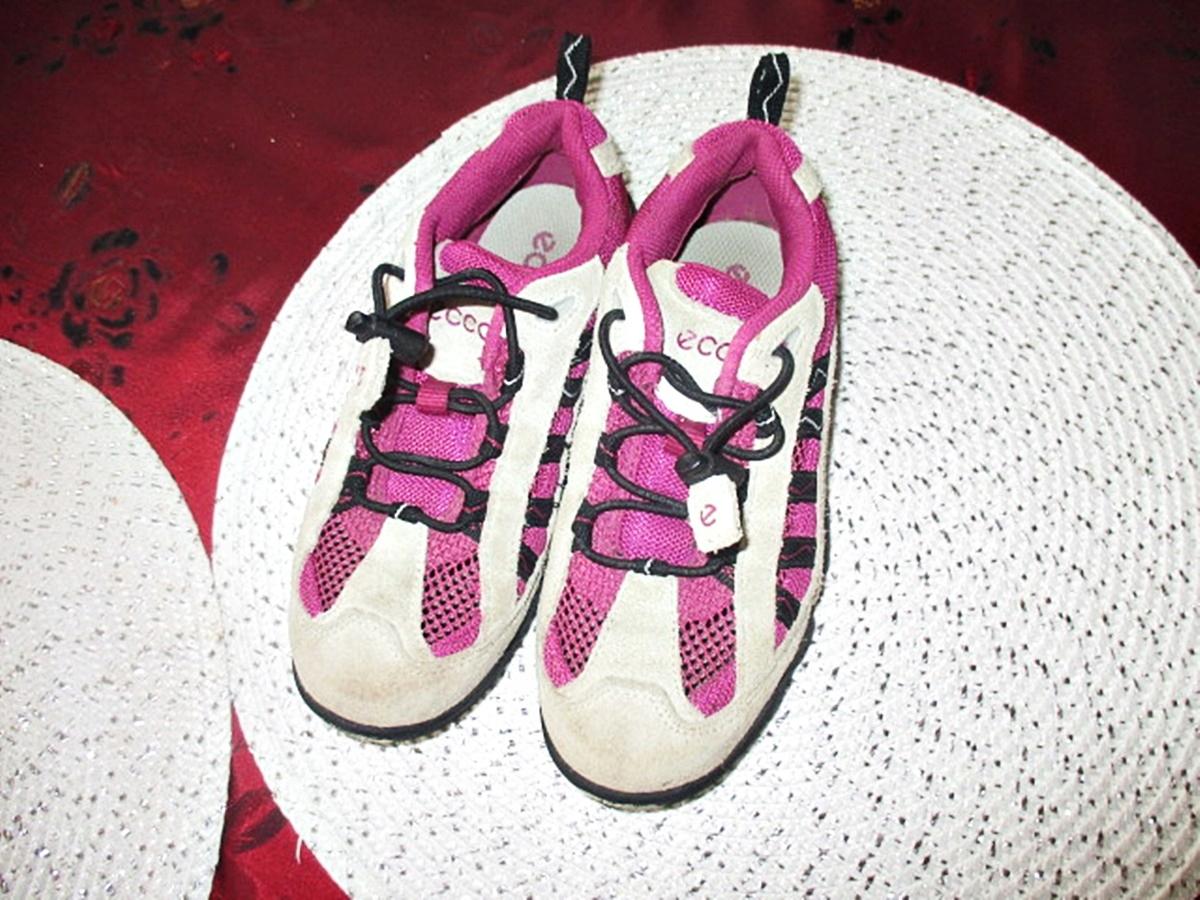 ECCO_śliczne buciki dla dziewczynki_rozmiar 31_