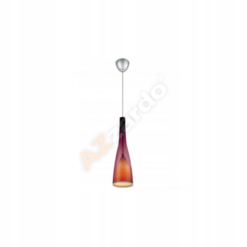Lampa wisząca SUNSET 1 Azzardo + GRATISY LED