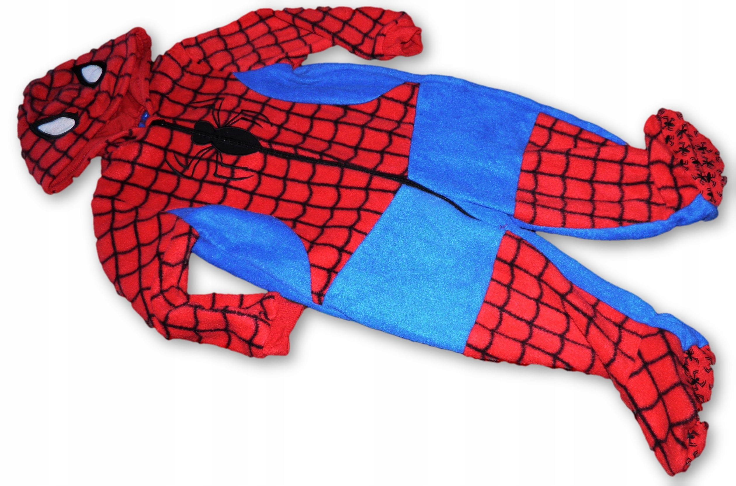 Piżama kombinezon SPIDERMAN 92-98
