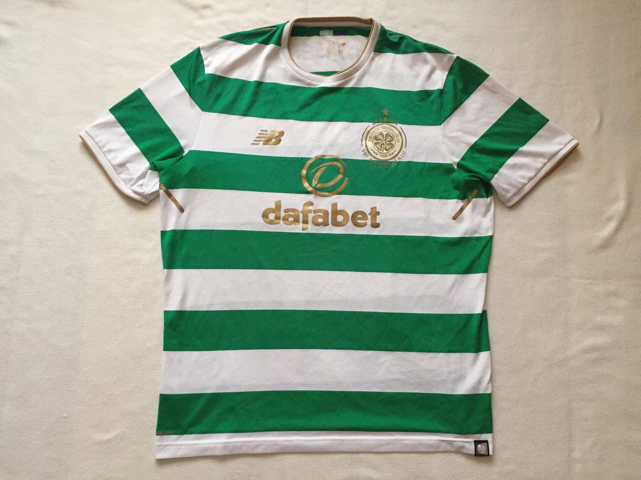 Koszulka Celtic Glasgow -New Balance