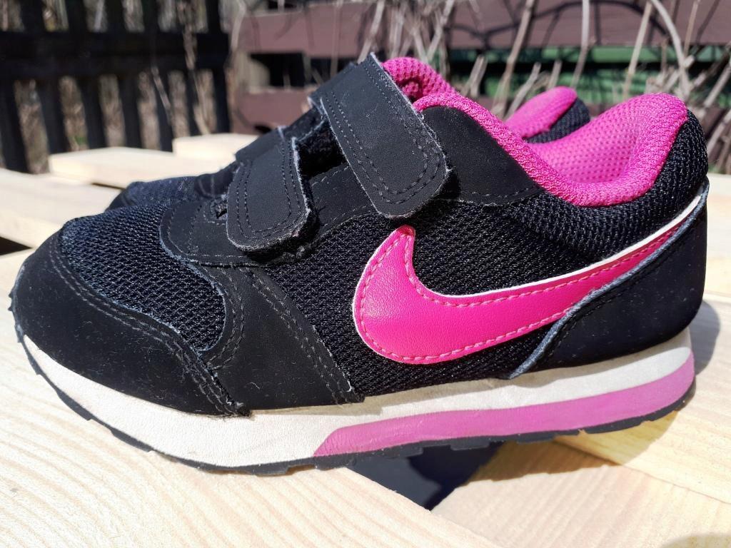 Buty dziecięce NIKE roz.26 czarne Dragon rzep