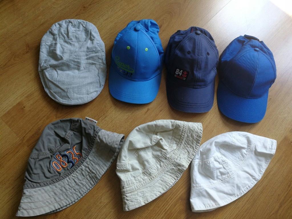 kaszkiet czapka kapelusz Reserved 52