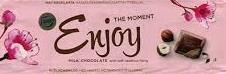 ENJOY baton czekoladowo - nugatowy FAZER 37 g