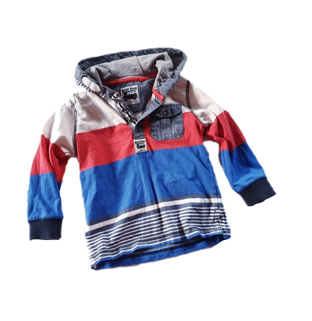 TU modna bluza dla chłopca 98 cm 2-3 lata