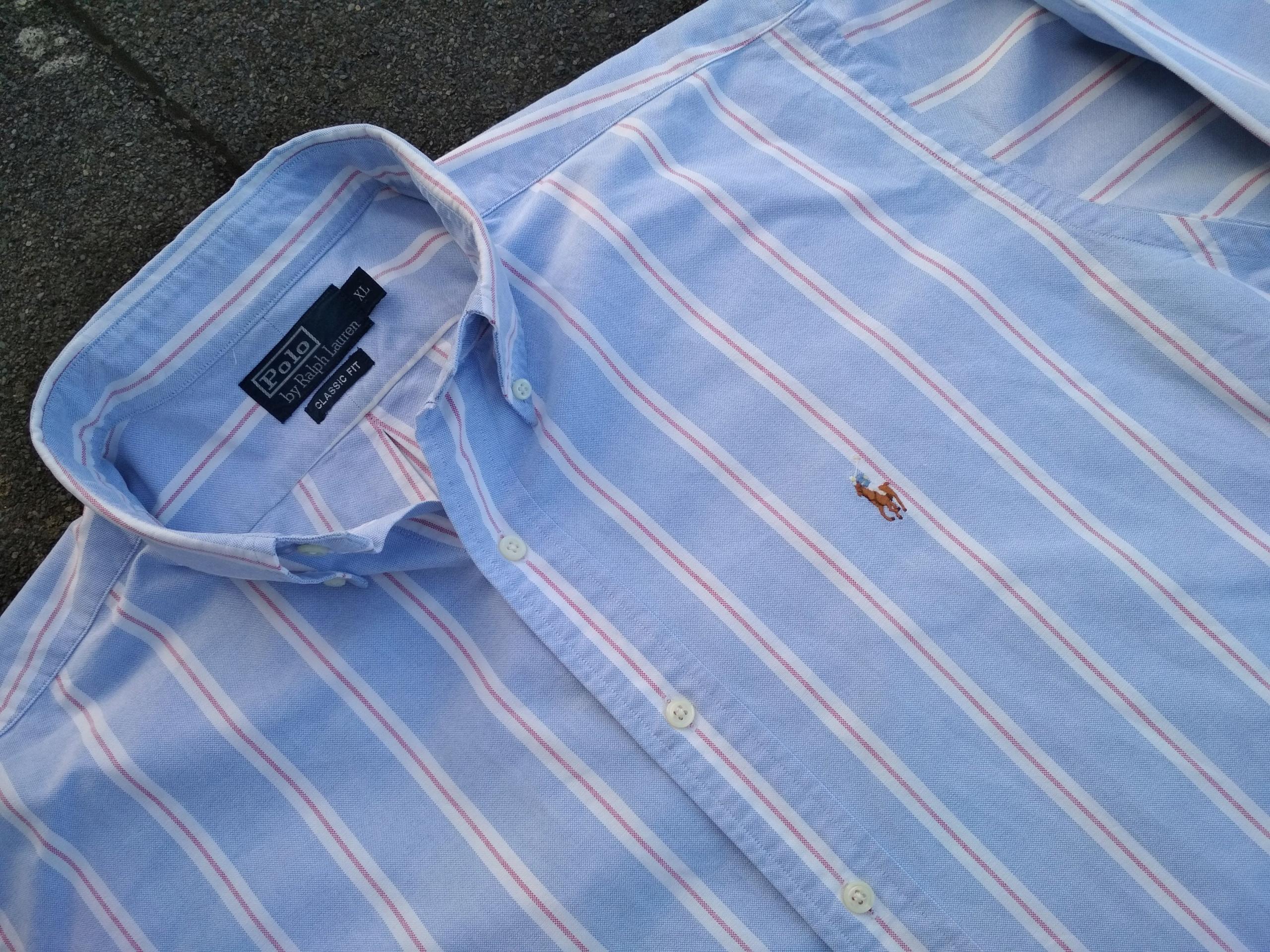 Koszula Polo by Ralph Lauren paski XL