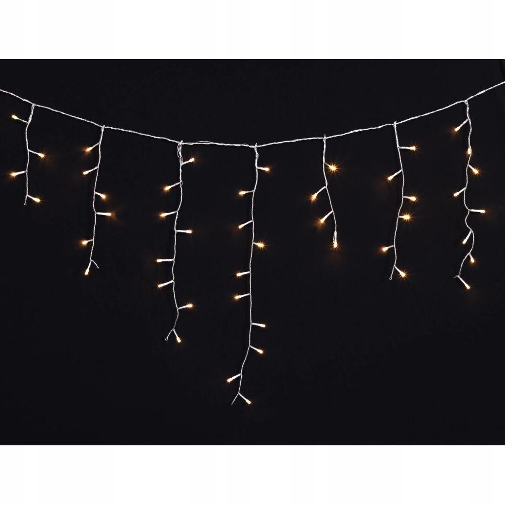 Światełka, sople 7.8 m