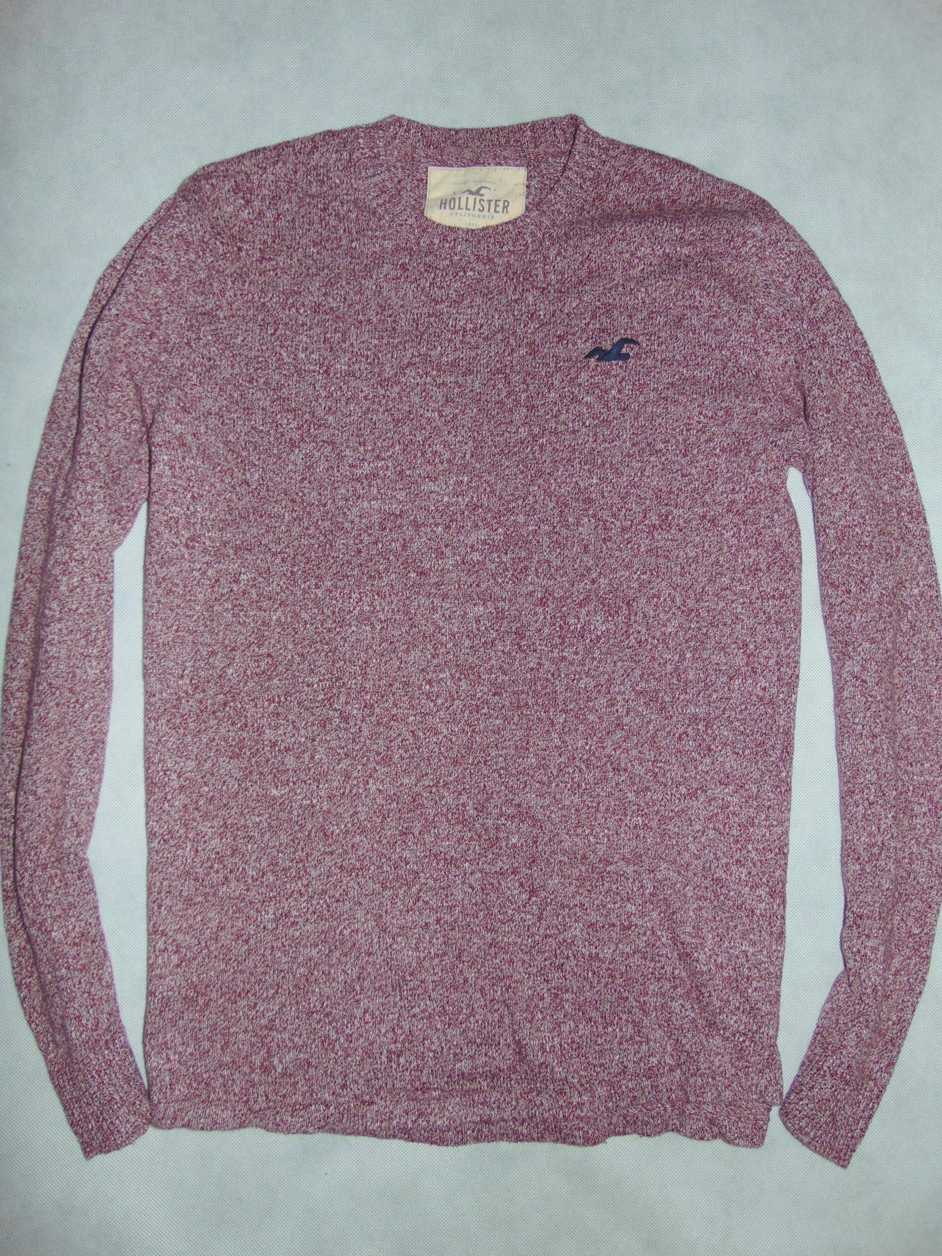 HOLLISTER sweterek męski r M ok 178 cm