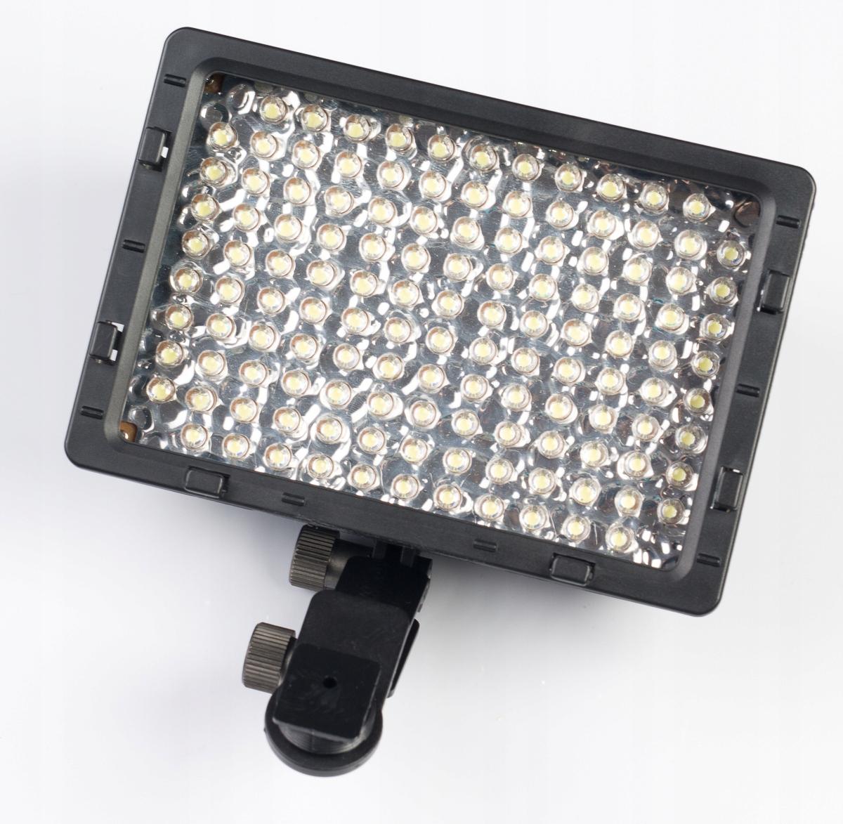 Lampa LED CN-126 [FOTOGRAFICZNA] [FILMOWA] [DSLR]