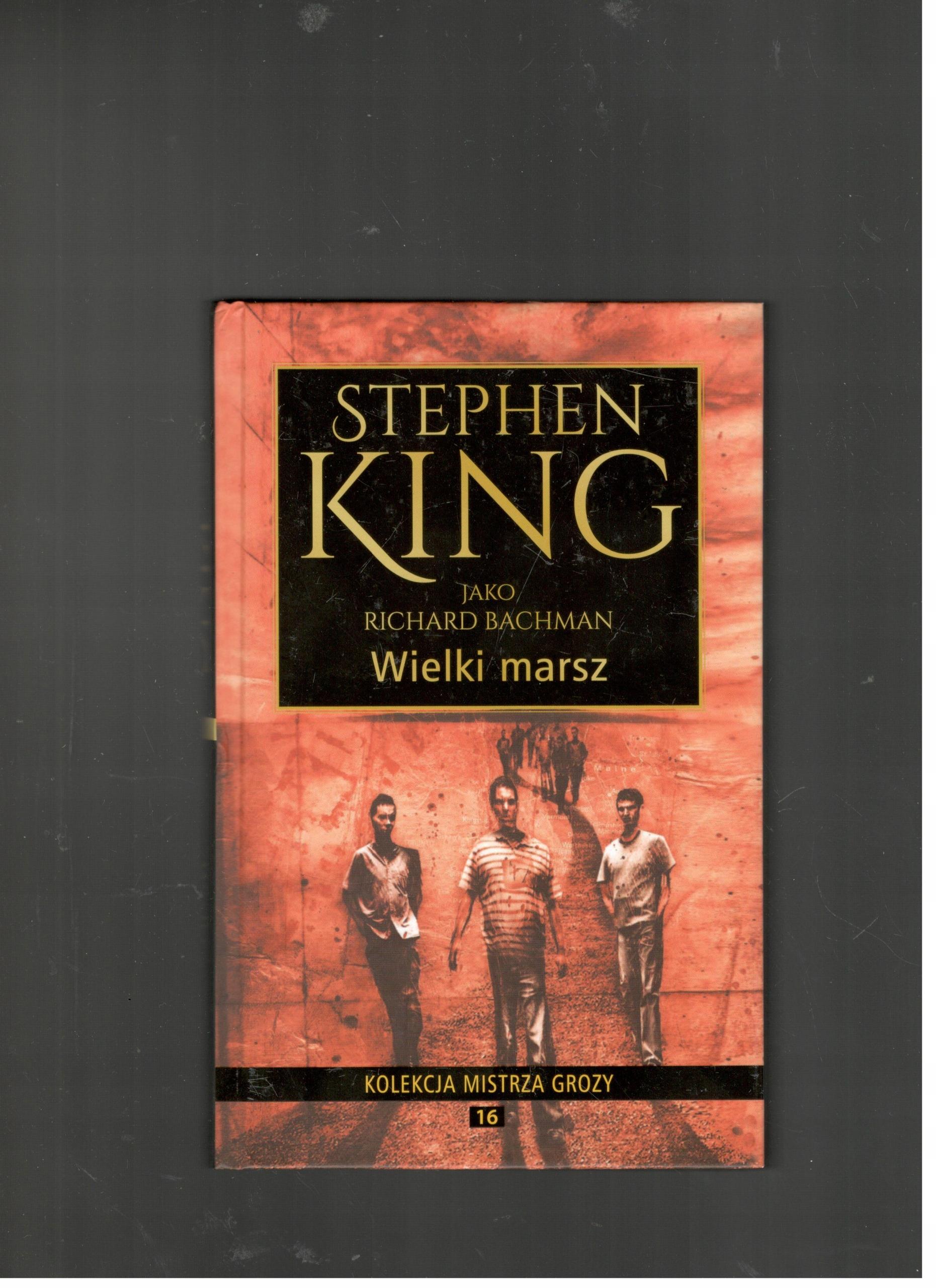 WIELKI MARSZ STEPHEN KING - 9,99 ZŁ