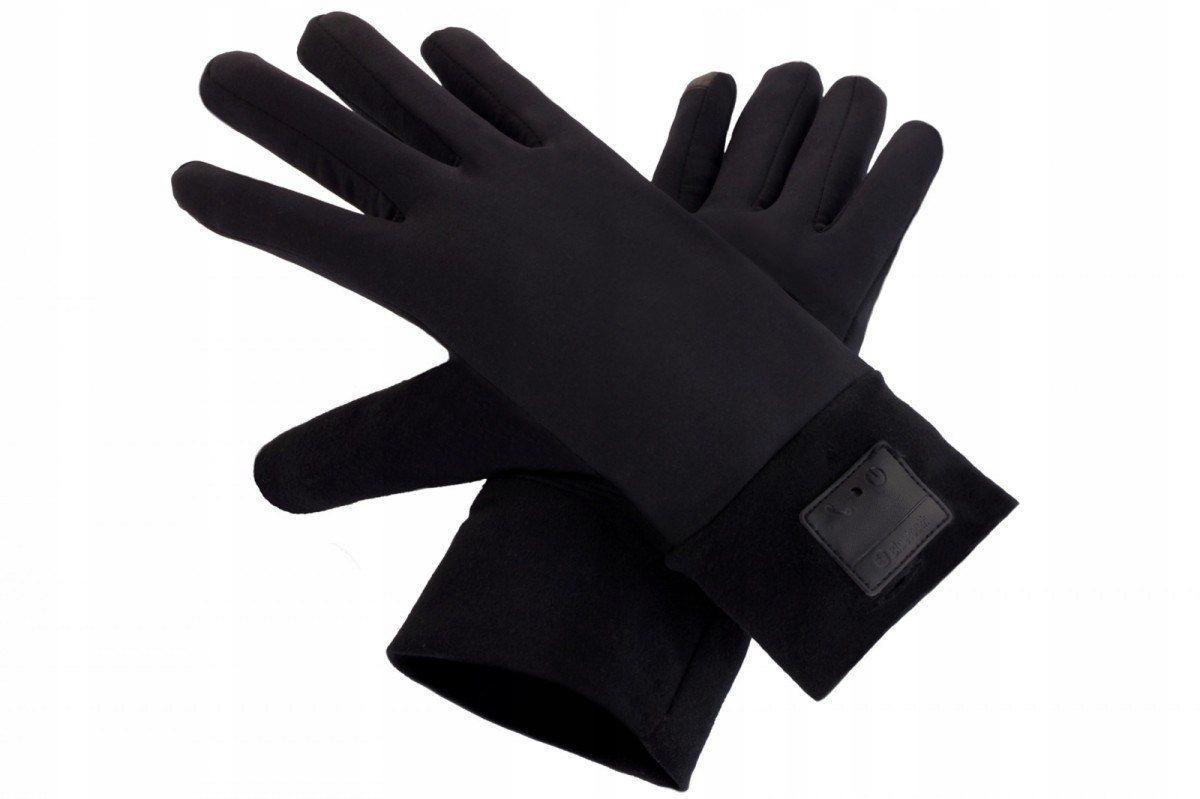 Glovii - Rękawiczki z wbudowanym zestawem Bluetoot