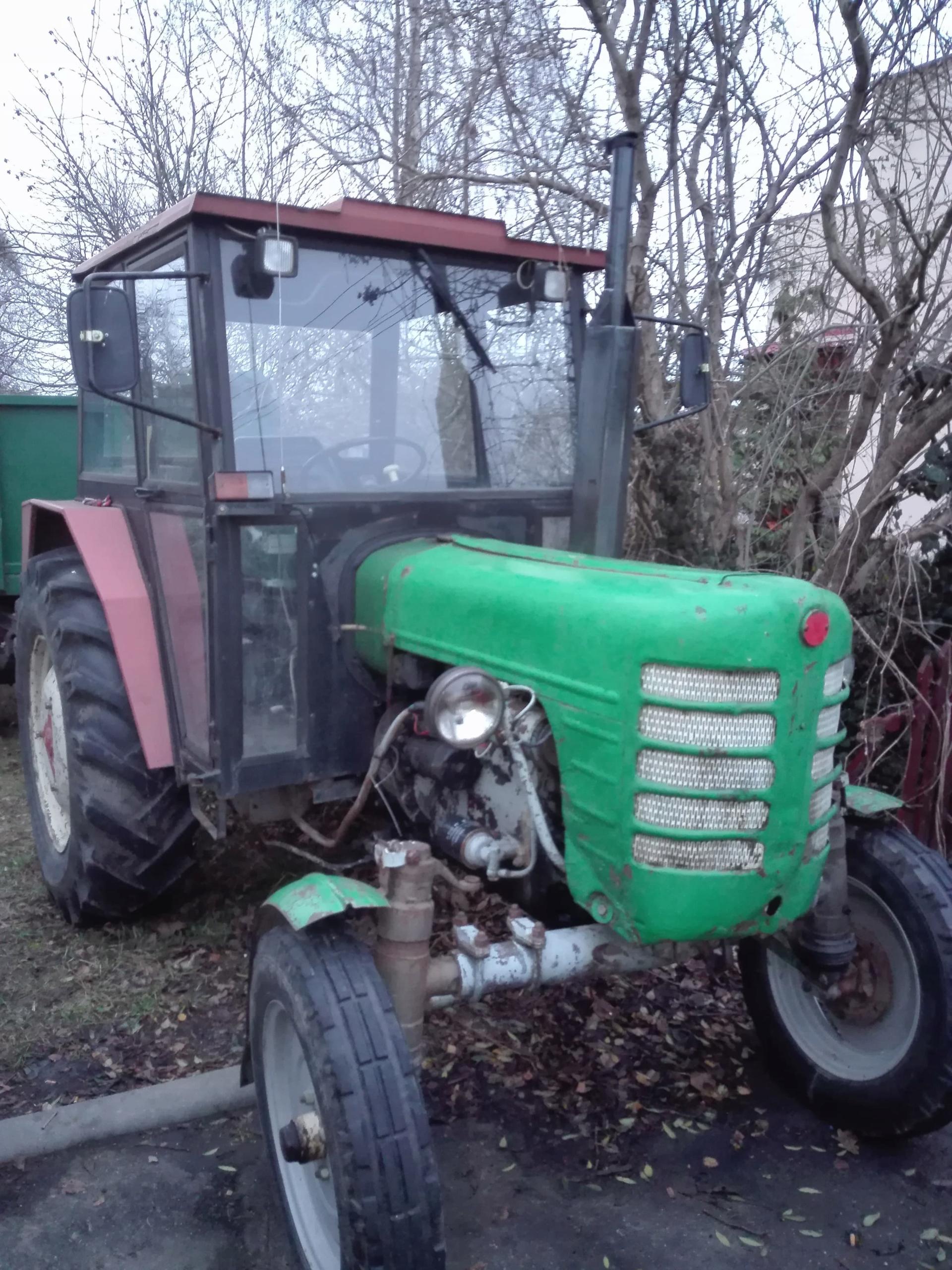 Sprzedam traktor ursus 4011