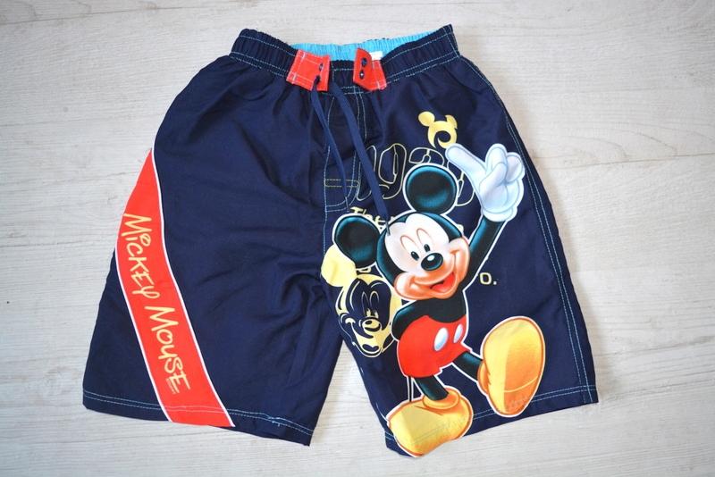 Disney krótkie szorty spodenki 122